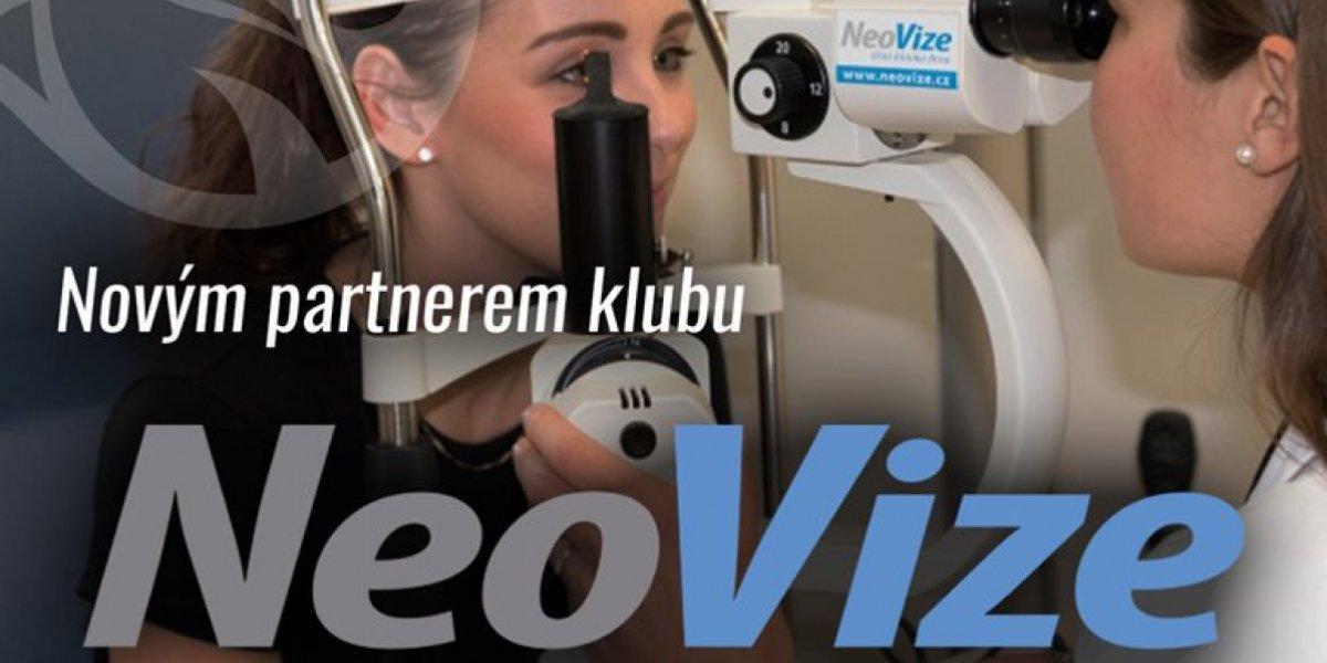 Oční klinika Neovize novým partnerem klubu