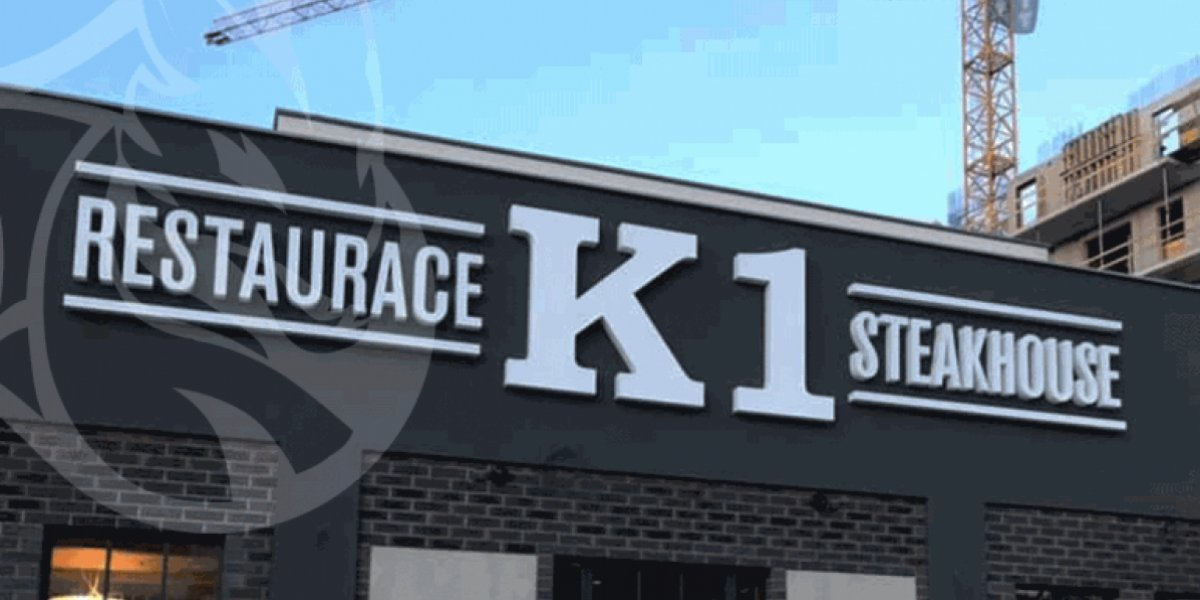 STEAK HOUSE K1 pokračuje jako generální partner klubu