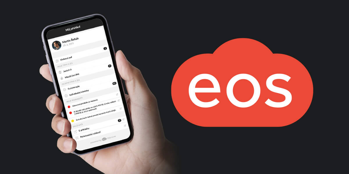 Stáhněte si aplikaci členské sekce do svého mobilu