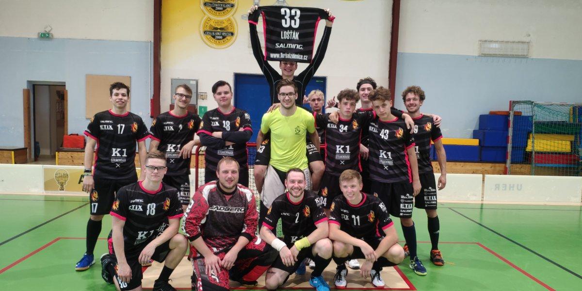Nový mužský tým U23 odehrál premiérový turnaj v Blansku