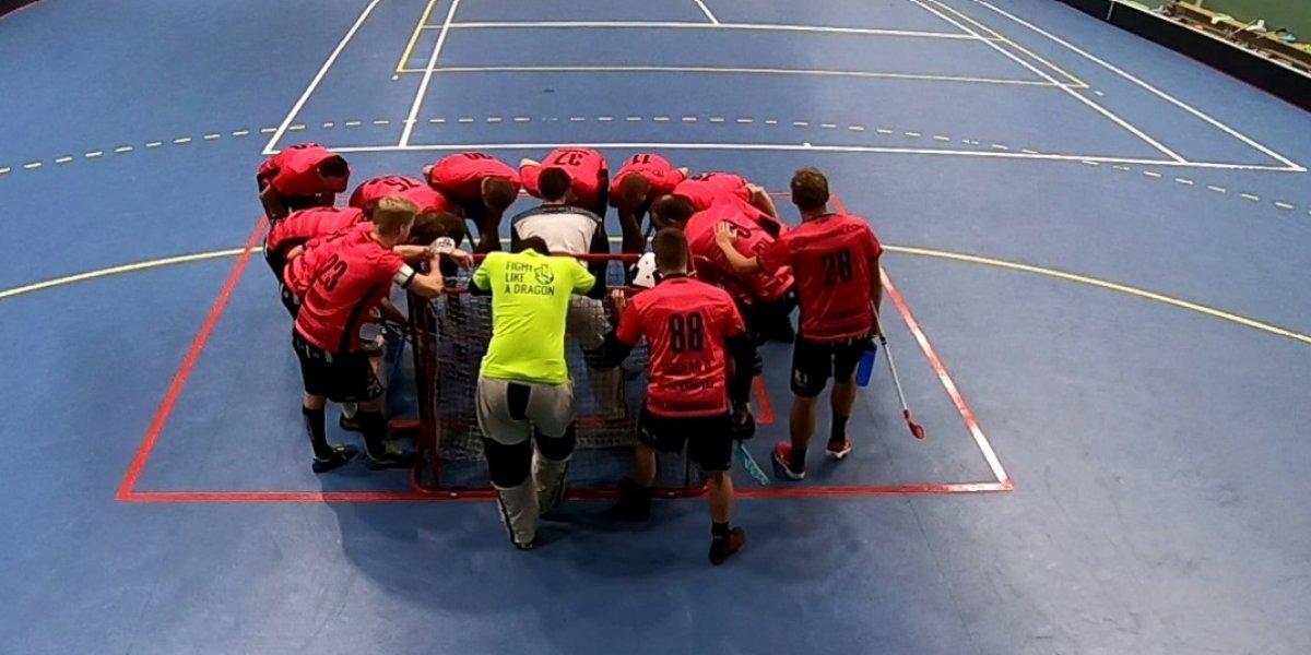 A-tým mužů vybojoval na prvním turnaji 6 bodů