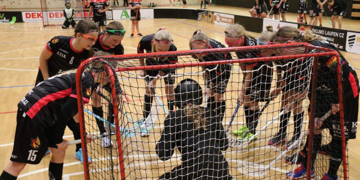 Poslední turnaj před plánovanými omezeními odehrály i mladší žákyně