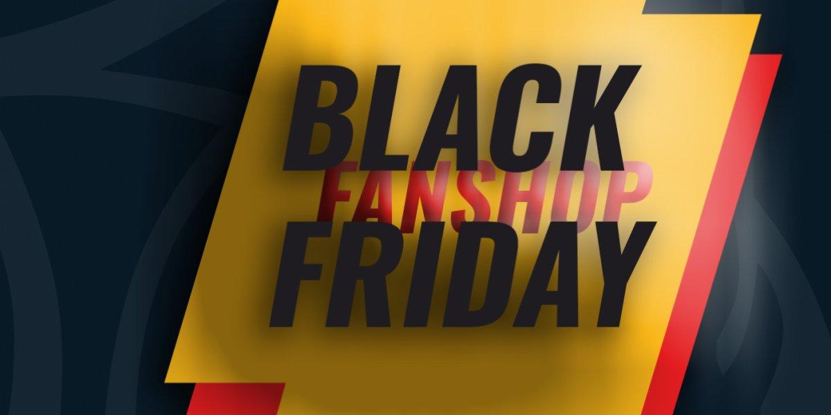 BLACK FRIDAY VE FANSHOPU! Slevy až 40 % do nedělní půlnoci