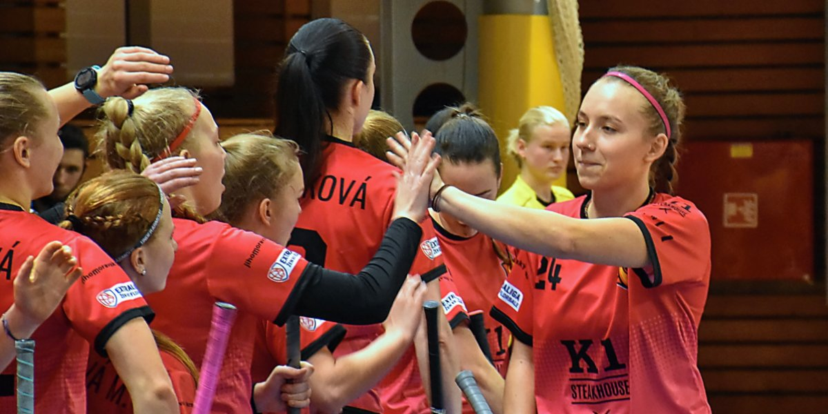 Stále věřím v umístění v TOP 5, říká nejlepší hráčka ledna Eva Urbášková