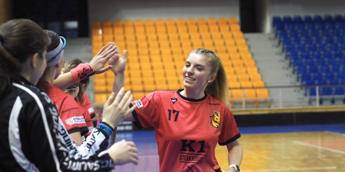 Vítězka ankety o nejlepší gól měsíce Lucie Romančáková: Hrát umíme, ale komplikujeme si to nedůsledností