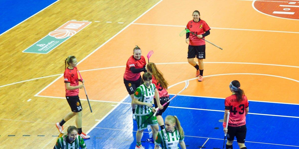 Ženy porazily Bohemians a postupují do play-off!