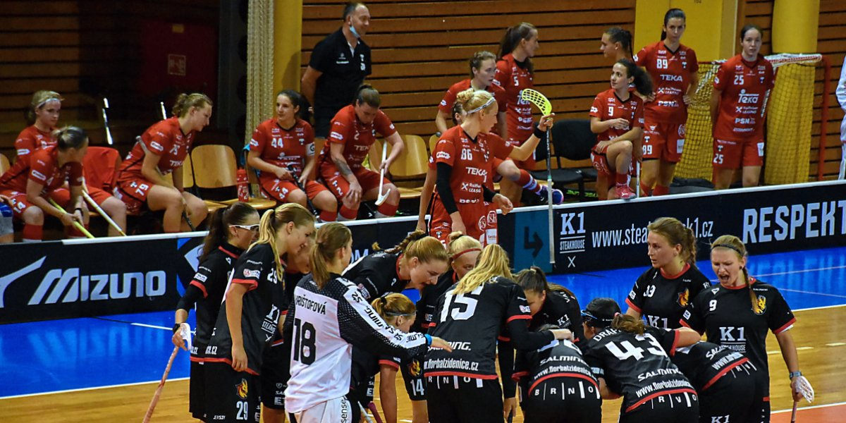 Úvod play-off ženám nevyšel, Tatran vede v sérii 2:0
