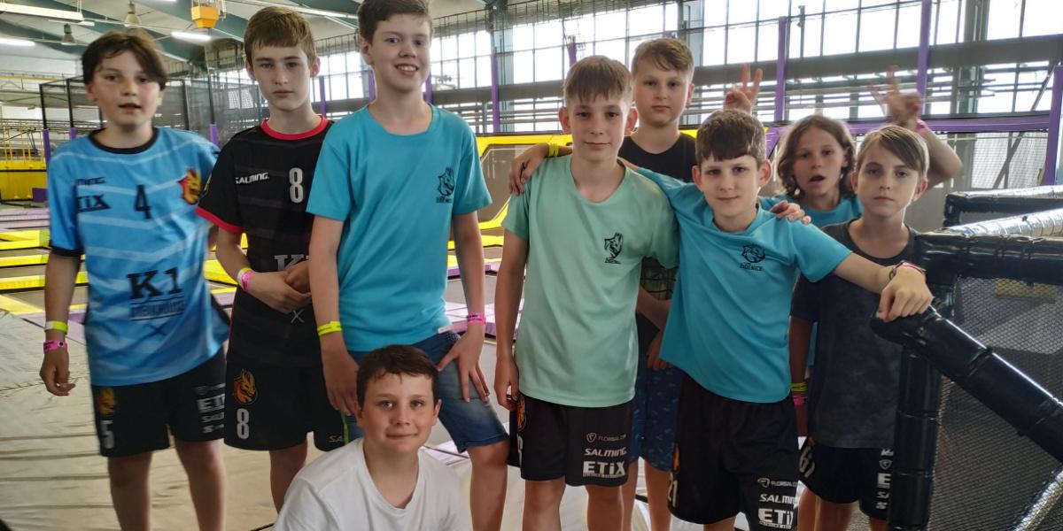Mladší žáci i žákyně mají za sebou povedené turnaje