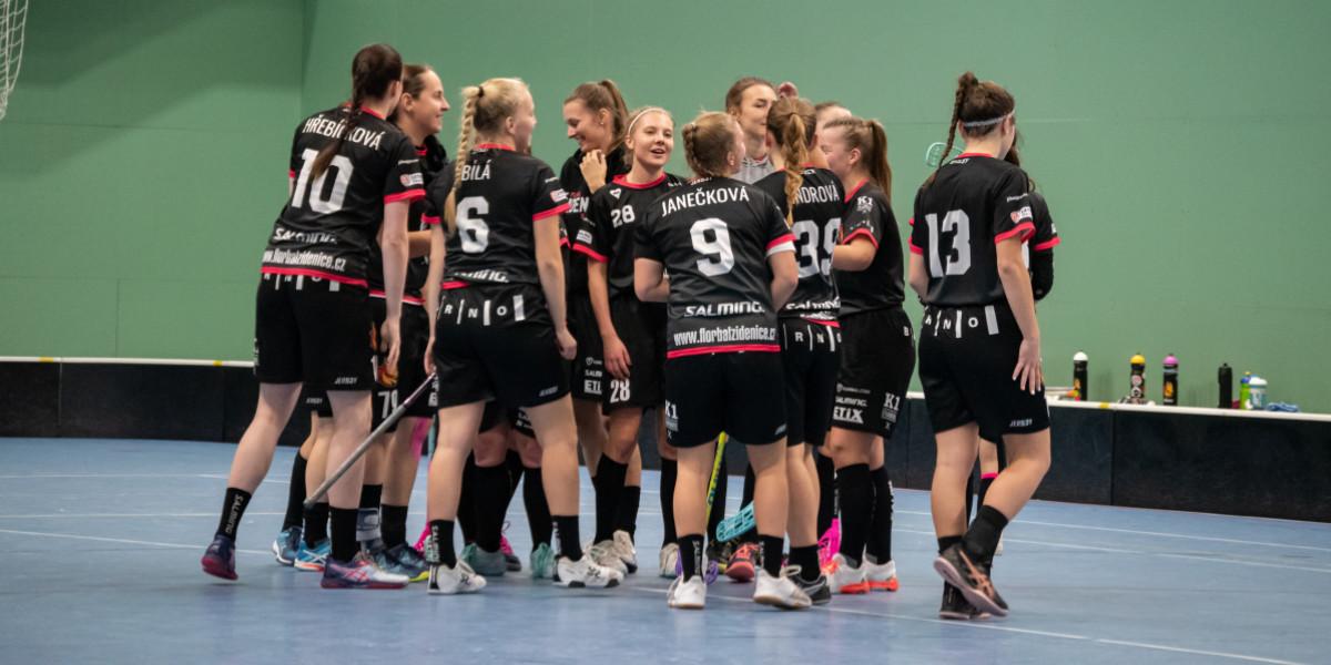 Tatran a Chodov. Ženy změří síly s pražskými týmy z čela tabulky